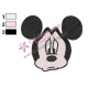 Mickey Mouse Cartoon Embroidery 17